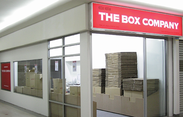 Kuala Lumpur Box Store