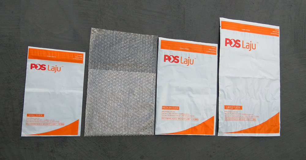 courier bags with bubble wrap malaysia