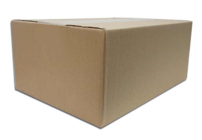 Cheaper alternative carton box in Malaysia. Plain and single layer box used as shipping and storage box for light to medium weight goods.